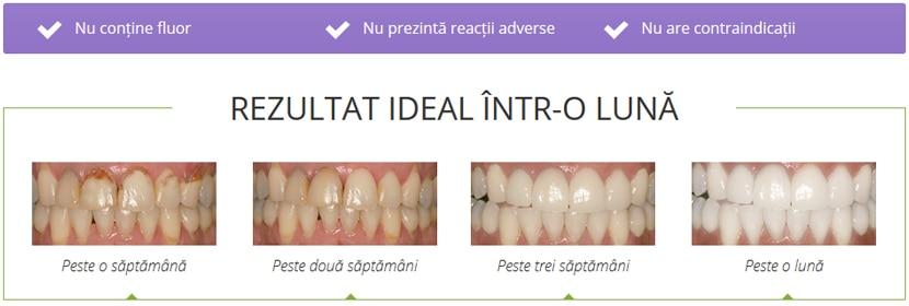 Denta Seal - pasta de dinti cu efect de albire