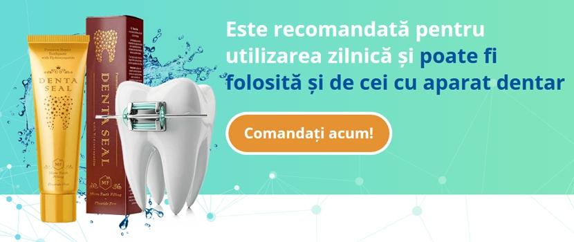 Pasta de dinti Denta Seal pareri, pret, forum