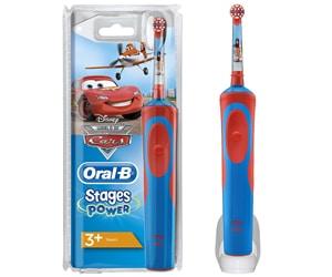 Periuta de dinti electrica pentru copii Oral-B Stages cars/planes