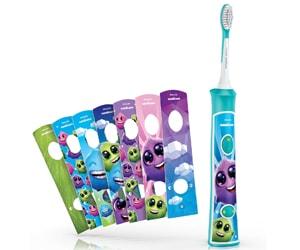 Periuta de dinti electrica pentru copii Philips HX6322/04