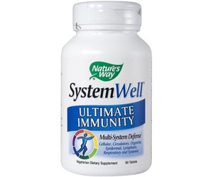 System Well Ultimate Immunity - Nature's Way - Secom